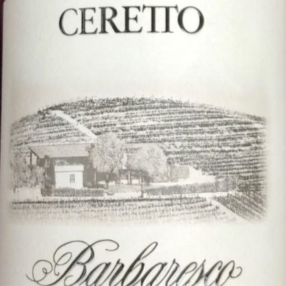 Barbaresco Ceretto Asili 2015